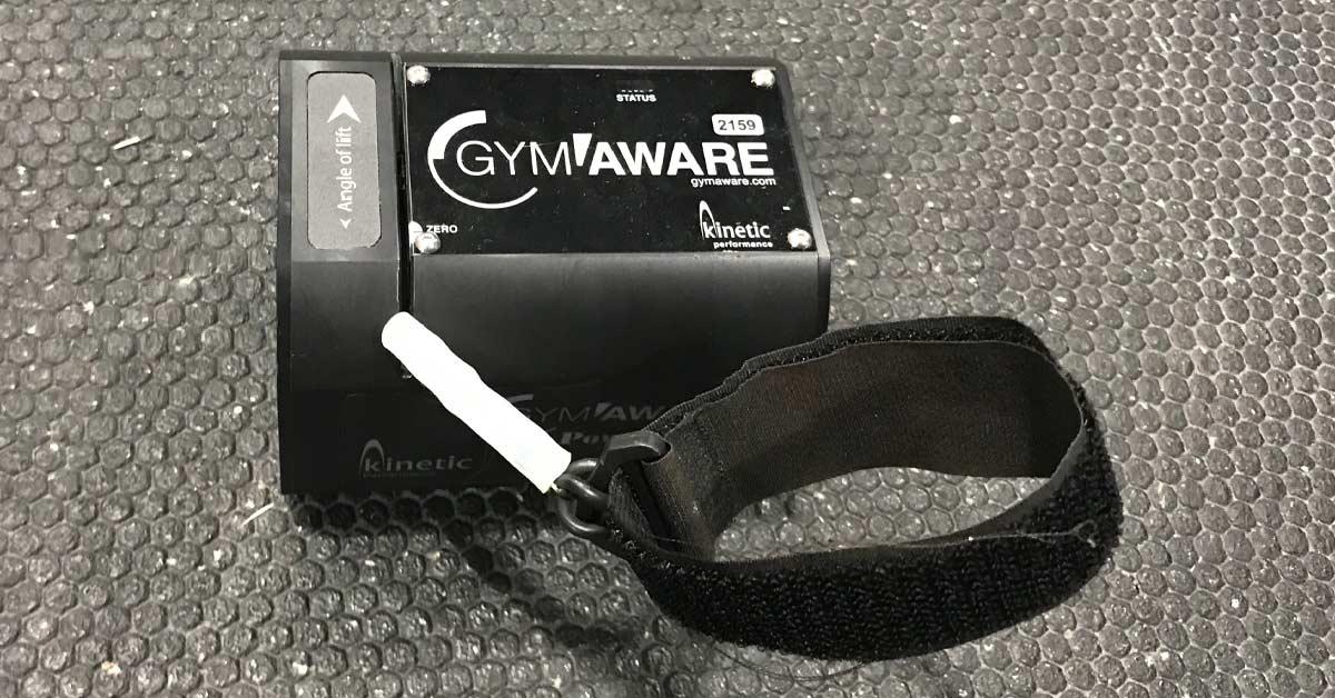 VBT GymAware